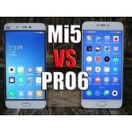 Meizu Pro 6 или Xiaomi Mi5 что лучше?