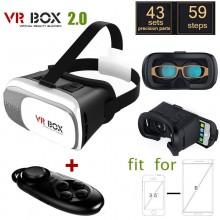 Очки VR BOX V2 + пульт дистанционного управления