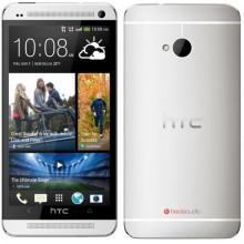 HTC One M7 802w Dual SIM (Silver)