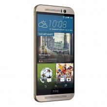 HTC One M9s (Gold on Silver)