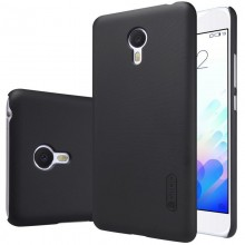 Nillkin Meizu M3 Note, Blue Charm Note 3 Super Frosted Shield Black