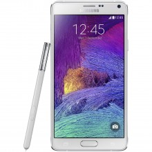 Samsung N910F Galaxy Note 4 (Frost White)