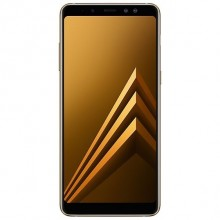 Samsung Galaxy A8 Plus 2018 Gold (SM-A730FZDD)