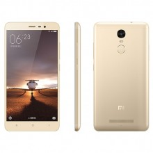 Xiaomi Redmi Note 3 3/32GB (Gold)