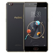 ZTE Nubia N2 (NX575J) (4 64Gb) black/gold