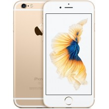 Apple iPhone 6s 64GB (Gold) (MKQQ2)