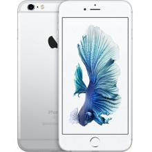 Apple iPhone 6s 64GB (Silver) (MKQP2)