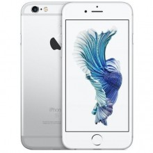 Apple iPhone 6s 16GB (Silver) (MKQK2)