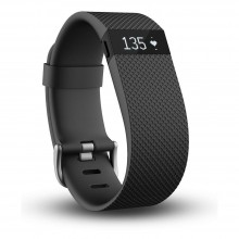 Fitbit Charge HR (Large/Black)