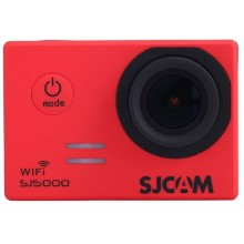 SJCAM SJ5000 wi-fi Red