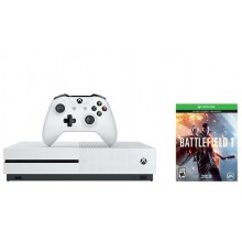 Microsoft Xbox One S 500GB   Battlefield 1