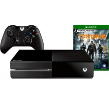 Microsoft Xbox One 1TB   Tom Clancy's The Division