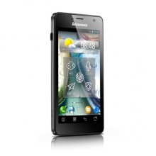 Lenovo IdeaPhone K860i (Black)