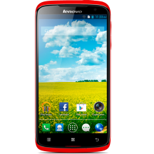 Lenovo IdeaPhone S820 (Red)