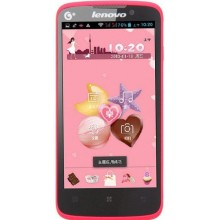 lenovo IdeaPhone A390Т (pink)