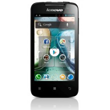 lenovo IdeaPhone A390 (Black)