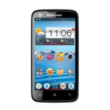 Lenovo IdeaPhone A378t (Black)