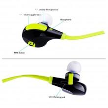 Bluetooth наушники для спорта QY7