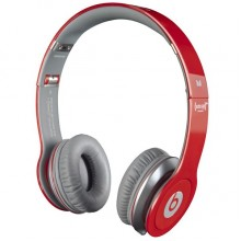 Beats by Dr. Dre Solo HD (Red)