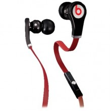 Beats by Dr. Dre Tour with ControlTalk (Black)