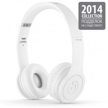 Beats by Dr. Dre Solo HD Monochromatic White (848447007394)