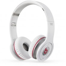 Beats by Dr. Dre Wireless (White)