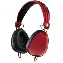 Skullcandy Aviator Red