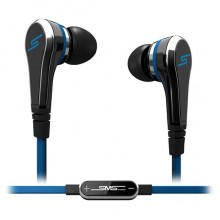 SMS Audio STREET by 50 Wired In-Ear (Black)