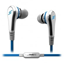 SMS Audio STREET by 50 Wired In-Ear (White)