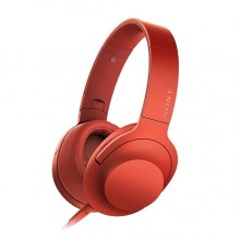 Sony h.ear on MDR-100AAP Red