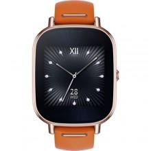 ASUS ZenWatch 2 WI502Q - (Rosegold/Leather Orange)