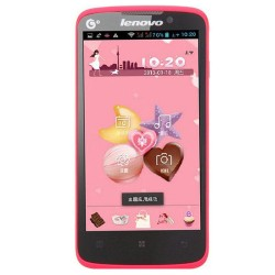 Lenovo A670t (Pink)