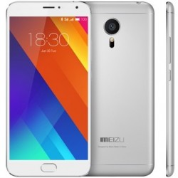 Meizu MX5 16GB (White/Silver)