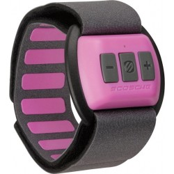 Scosche Bluetooth Wireless Puls Monitor RHYTHM Pink