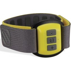 Scosche Bluetooth Wireless Puls Monitor RHYTHM Yellow