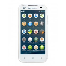 Lenovo IdeaPhone A378t (White)