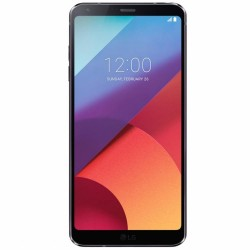 LG G6 64GB Black (LGH870DS.ACISBK)