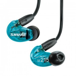 Shure SE215 (Blue)