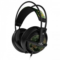 SteelSeries Siberia v2 CS:GO Counter Striker Edition