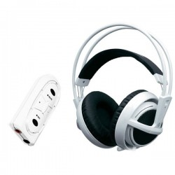 SteelSeries Siberia v2 USB (White)