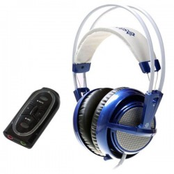 SteelSeries Siberia v2 USB (Blue)