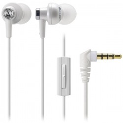 Audio-Technica ATH-CK400i (White)