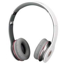 Beats by Dr. Dre Solo HD (White)