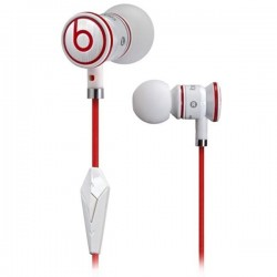 Beats by Dr. Dre iBeats (White)