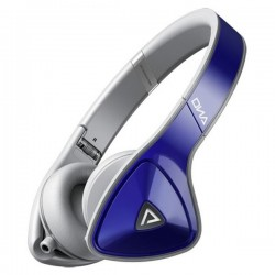 Monster DNA On-Ear (Cobalt Blue Over Light Grey)