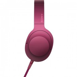Sony h.ear on MDR-100AAP Pink