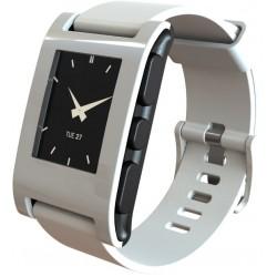 Pebble Watch (Arctic White)
