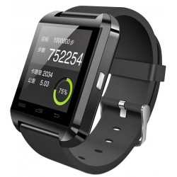 UWatch Smart U8 (Black)