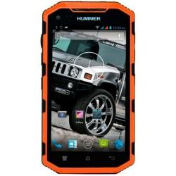 Hummer H6 (Orange)