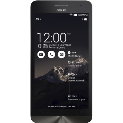 ASUS ZenFone 6 A600CG (Charcoal Black) 8GB